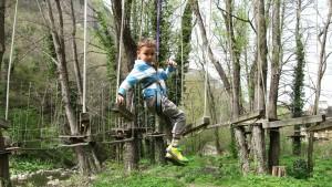 rope garden Dryanovo